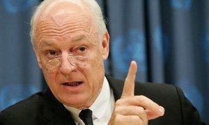 Staffan de Mistura, Special Representative for Iraq