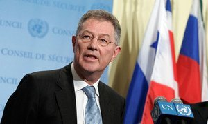Robert H. Serry, UN Special Coordinator for the Middle East Peace Process