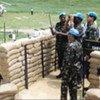UNMEE peacekeepers