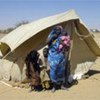 Desplazados<br>en Darfur