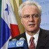 Ambassador Vitaly Churkin (Russian Federation), Security Council President
