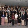 Participants at ESCAP Regional Symposium on Disaster Management