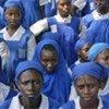 Ecolières à Freetown, Sierra Leone.