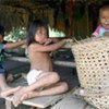 Colombian indigenous children in jungle settlements in Panama [File Photo]