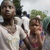 Des enfants du Libéria.