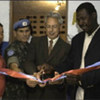 MINUSTAH opens library in boys'  detention center in Port-au-Prince