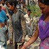 Opérations de vote pour l'élection de l'Assemblée constituante au Népal (Avril 2008).