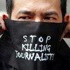 Stop killing journalists.