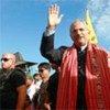 Retour du Président José Ramos-Horta au Timor-Leste le 17 avril 2008.