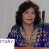 ESCAP Executive Secretary Noeleen Heyzer