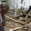 The devastating cyclone has left hundreds of thousands of people desperately in need of help