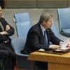 Jean-Marie Guéhenno, Under-Secretary-General for Peacekeeping Operations, briefs Security Council