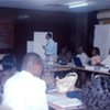 Newly recruited staff of the Human Rights commission of Sierra Leone gets lecture on human rights instruments
