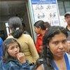 Colombianos refugiados en Ecuador. Foto: ACNUR/B.Heger