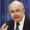 Kemal Dervis, administrateur du Programme des Nations Unies pour le développement (PNUD).