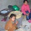 Des enfants palestiniens.