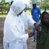 Vaccination drive in Abyei