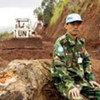 La MONUC réhabilite des infrastructures dans l'est de la République démocratique du Congo.