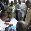 Processus d'identification en Côte d'Ivoire.