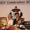 Le héros de bande dessinée sud-coréen Taekwon V nommé ambassadeur de bonne volonté du Haut Commissariat des Nations Unies pour les réfugiés (HCR)
