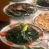 Nourriture méditerranéenne.