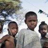 Enfants éthiopiens.
