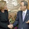 Livni y Ban (Foto de archivo)