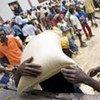 Distribution de semences à des fermiers du Niger touchés par la crise alimentaire