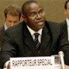Special Rapporteur Okechukwu Ibeanu