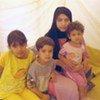 Refugiados palestinos<br>en Siria