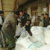 Le PAM a distribué 200.000 tonnes de nourriture en Géorgie depuis qu'il a commencé ses opérations dans ce pays en 1993.