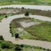 Inondations.