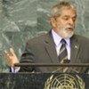 President Luiz Inácio Lula da Silva of Brazil addresses the General Assembly