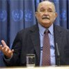 Miguel D'Escoto Brockmann, President of the 63rd session of the General Assembly