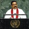 President Mahinda Rajapaksa of the Democratic Socialist Republic of Sri Lanka