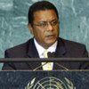 Marcus Stephen, President of the Republic of Nauru