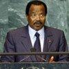 Paul Biya.