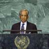 Bangladesh's Chief Adviser Fakhruddin Ahmed