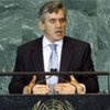 Prime Minister Gordon Brown of the United Kingdom of Great Britain and Northern Ireland