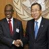 глава ООН  и А.Таха