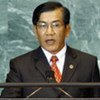 U Nyan Win, Minister for Foreign Affairs of the Union of Myanmar