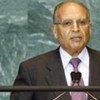 Giadalla A. Ettalhi, Permanent Representative of the Socialist People's Libyan Arab Jamahiriya