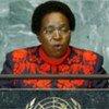 Nkosazana C. Dlaminni Zuma, Minister for Foreign Affairs of South Africa