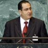 Foreign Minister Salah Bashir of the Hashemite Kingdom of Jordan