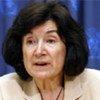 UNIFEM's Executive Director Ines Alberdi