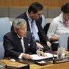 Yukio Takasu, Chairperson of the Peacebuilding Commission