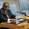Ismail Omar Guelleh, President of the Republic of Djibouti