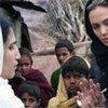 Angelina Jolie, ambassadrice de bonne volonté du HCR
