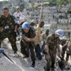 MINUSTAH peacekeepers help in rescue effort after deadly school collapse