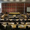 Participants at 2008 effective peacekeeping Parliamentary hearing